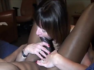 Mom riding her favorite bbc