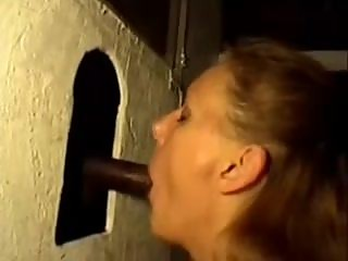 Hotwife-Tats & Piercings, sucks & fucks bbc at gloryhole