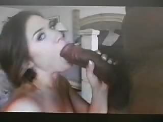 Girlfriend Fuck's Big Black Cock