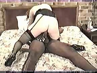 Real homemade Cuckold share wife with two BBC