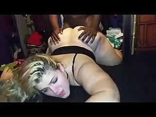 PAWG Wife gets fucked by BBC in front of Husband