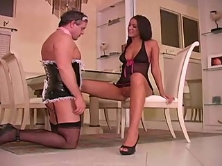 Mistress Casey Sweet Little Cuck