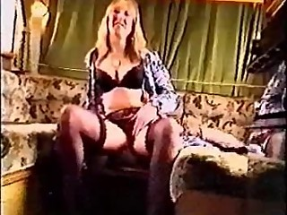 Married Housewife Stella in Bonkmobile tape part 1 of 3